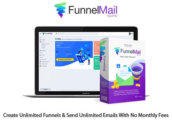 FunnelMail Suite Software Pro Instant Download By Brendan Mace