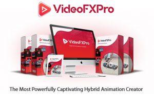 VideoFX Pro Animation Software Instant Download By Brett Ingram